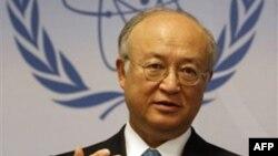 Người đứng đầu cơ quan theo dõi hạt nhân Liên hiệp quốc Yukiya Amano