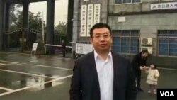 中国人权律师江天勇(网络图片)