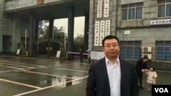 维权律师江天勇 (网络图片)