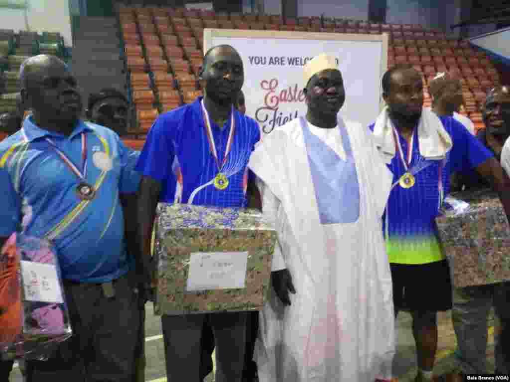 HOTUNA: Sakamakon Wasan Badminton Na Jihar Bauchi