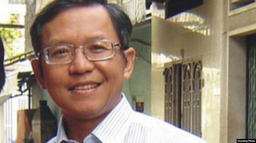 Ông Phạm Minh Hoàng.