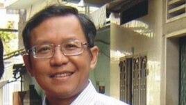 Nhà hoạt động Phạm Minh Hoàng.