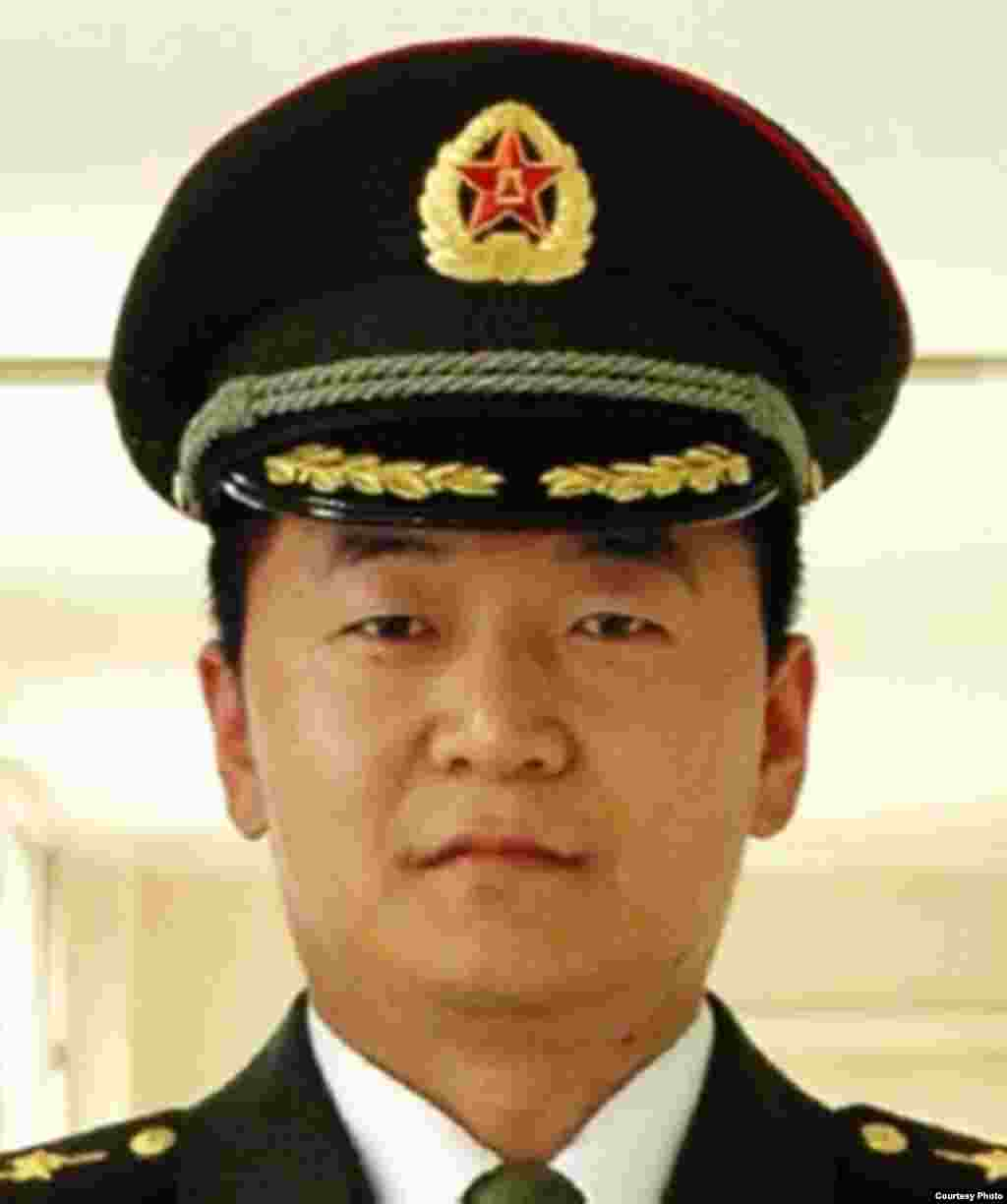 Sun Kailiang, from China's Third Department of the General Staff Department of the People's LIberation Army (3PLA), Second Bureau, Third Office, Military Unit Cover Designator (MUCD) 61398. (FBI photo).