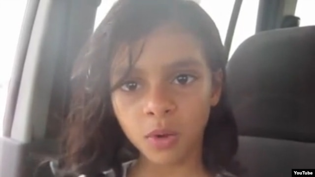 Nada al-Ahdal, an 11-year-old Yemeni girl, who escaped an early, arranged marriage, is raising awareness about children and forced marriage.