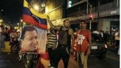 مخالفان چاوز يک سوم کرسيهای پارلمان را در ونزوئلا کسب کردند