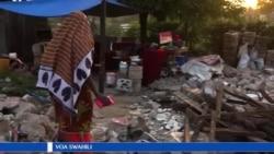 Maisha baada ya bomoa bomoa mjini Dar es salaam nchini Tanzania