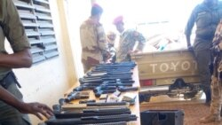 Un réseau de trafic d'armes démantelé au Niger