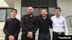 """Gəncə işi"""" üzrə dörd nəfər azadlığa buraxılıb"""
