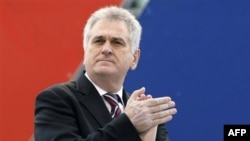 Лідер Прогресивної партії Сербії Томіслав Ніколіч.