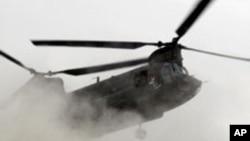 Dua orang dilaporkan tewas dalam sebuah kecelakaan helikopter di Arizona selatan, 31 Desember 2014 (Foto: ilustrasi).
