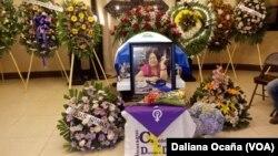 La exguerrillera sandinista Magaly Quintana falleció en Managua, Nicaragua.