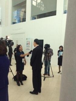 Someone has to lead, says Kazakhstan's ambassador to the US - Central Asia/Navbahor Imamova
