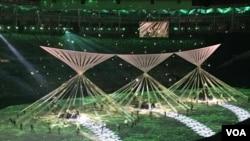 Ufunguzi wa 2016 Rio Olympics