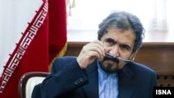 Phát ngôn viên Bộ Ngoại giao Iran Bahram Qassemi.
