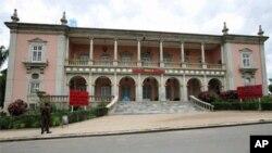 Sede provincial do MPLA no Huambo