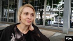 Jelena Vasiljević, saradnca Instituta za filozofiju i društvenu teoriju (IFDT)