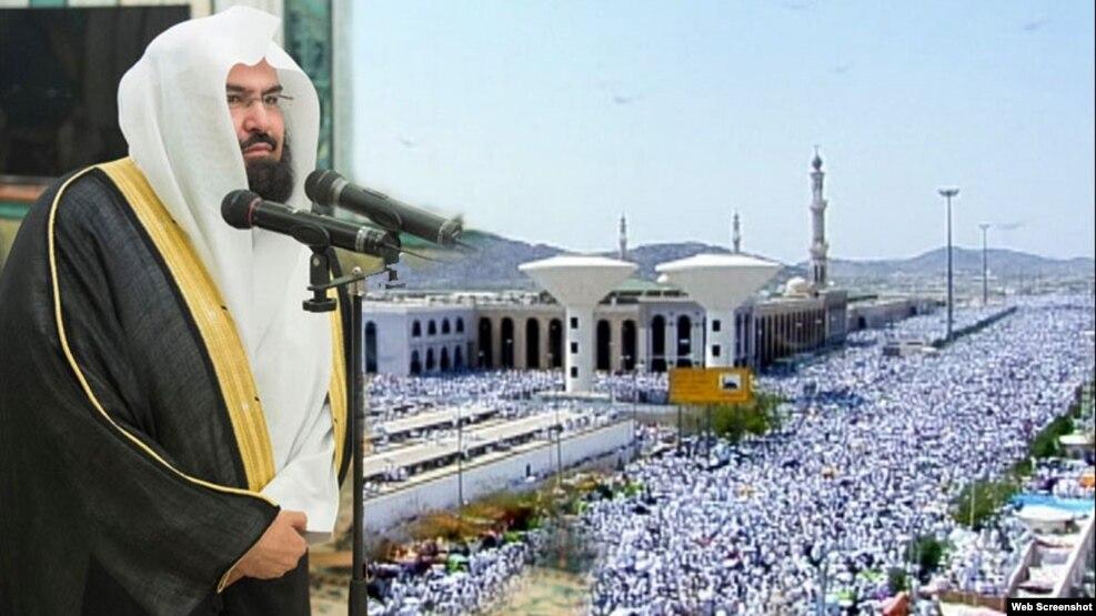 Rreth 2 milionë besimtarë myslimanë në haxhillëk