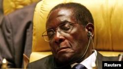 Umongameli Robert Gabriel Mugabe