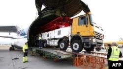 США отправят в Японию гигантские насосы