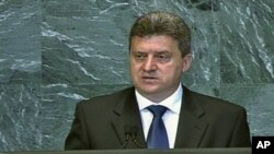 Иванов: 2011-та ќе биде година на сериозни одлуки