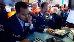 VOA连线(方冰): 美中贸易战阴影笼罩美国股市