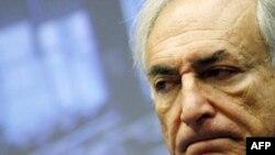 Cựu tổng giám đốc Quỹ Tiền tệ Quốc tế Dominique Strauss-Kahn