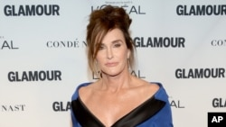 Caitlyn Jenner attends the 25th annual Glamour Women of the Year Awards at Carnegie Hall on Nov. 9, 2015, in New York.
