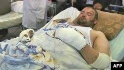 Teško ranjeni Libijci brodovima se evakuišu iz Misrate koja je pod opsadom Gadafijevih snaga