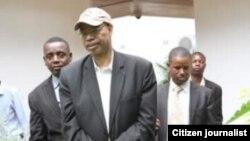 Hapšenje bivšeg američkog kongresmena u Harareu