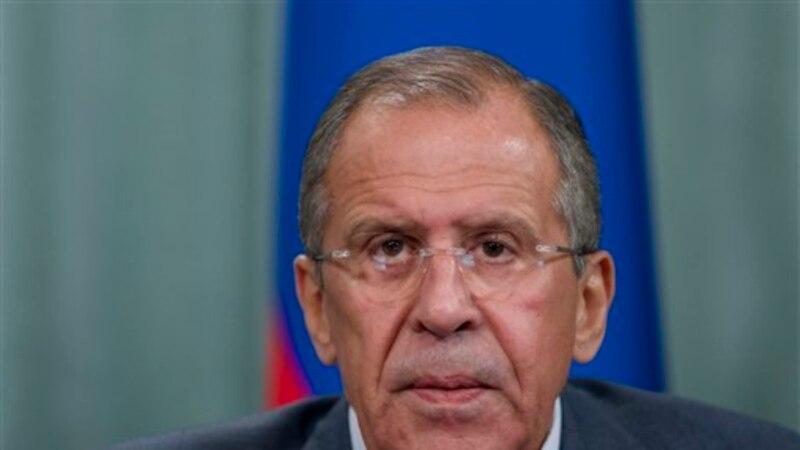 Lavrov: US Using Syria Disarmament Plan to Push Military Threat