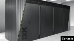 La potente Sequoia de IBM está instalada en el Laboratorio Nacional Lawrence Livermore, en California. (Foto: IBM)