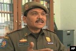 Commissioner Darmansyah