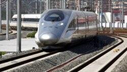 چین، قطار پرسرعت مسیر پکن-شانگهای را آزمایش کرد