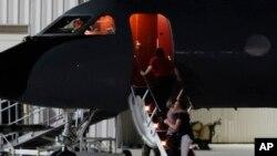 Avion kojim je prebačen 22-godišnji Oto Vormbir sleteo je u Ohajo.