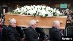 霍金葬禮在英國劍橋舉行
