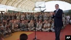 افغان جنگ اہم موڑ پر پہنچ گئی ہے: پنیٹا