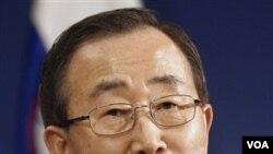 Sekertaris Jenderal PBB Ban Ki-moon