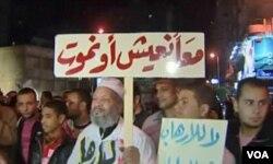 .... iskazali mnogi egipatski muslimani