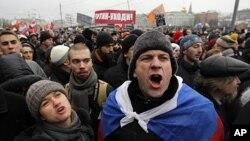 Болотная площадь, Москва. 10 декабря 2011 г.