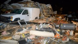 SHBA: Tornadot shkaktojnë viktima