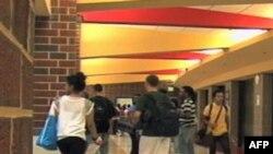 ჩინელი სტუდენტების მოზღვავება აშშ-ში