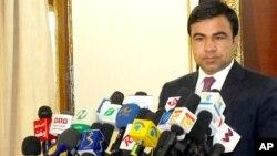جانان موسی زی، سخنگوی وزارت خارجه افغانستان