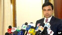 جانان موسی زی سخنگوی وزارت خارجۀ افغانستان
