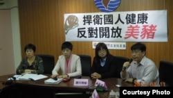 台联党记者会 (台联党提供 )