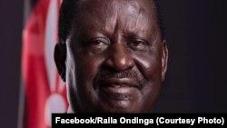 Madugun adawa na Kenya, Raila Odinga,