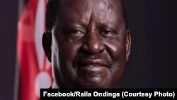Raila Odinga, jagoran 'yan adawan Kenya