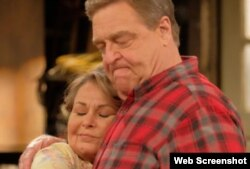 خانم و آقای کانر در بازنشستگی، صحنهای از روزن، با شرکت روزن بار و جان گودمن