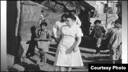 روتھ فو نے 60 کی دہائی سے ہاکستان میں اپنی خدمات انجام دیں