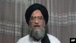 扎瓦希里通過伊斯蘭網站星期三上傳的視頻信息直接向敘利亞示威者發表講話。