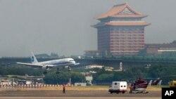 타이완 타이페이 공항 (자료사진)